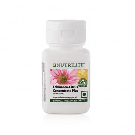 Amway Nutrilite Echinacea citrus concentrate plus (60 tablets)