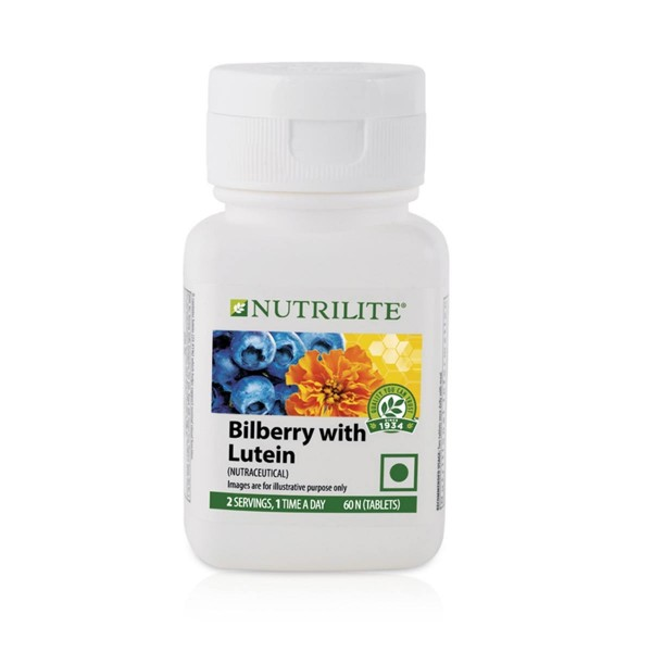 Amway Nutrilite Bilberry with Lutein (60 tablets)