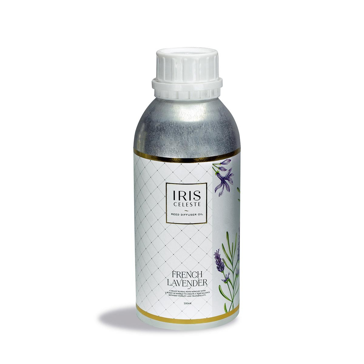 Iris Celeste Fragrance Vaporizer Oil French Lavender