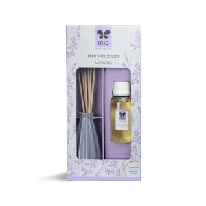 Iris Reed Diffuser Set 60 ml