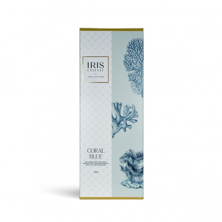 Iris Celeste Reed Diffuser Set Diamond Cut