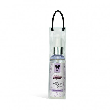Iris Fragrance Car Spray Lavender Mist