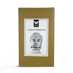 Electric Vaporizer Buddha Head L&F White box