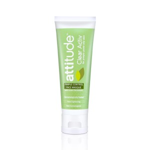 Amway Attitude Clear Activ Pimple Control Face Masque