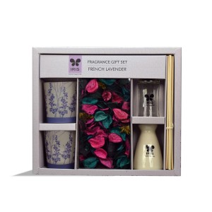 IRIS French Lavender Fragrance Gift Pack