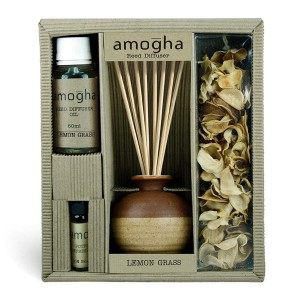 Iris Fragrance Gift Pack Lemon Grass