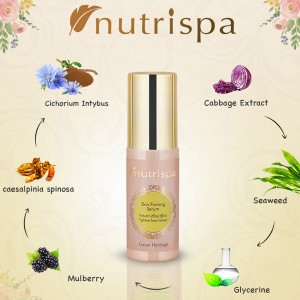 Nutrispa Green Heritage Skin Firming Serum ingredients