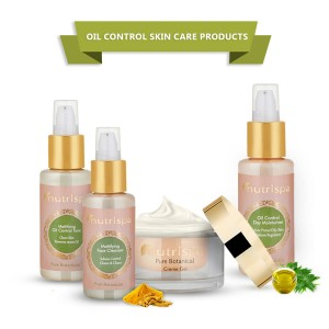 Nutrispa Pure Botanicals - Oily Skin Care Kit