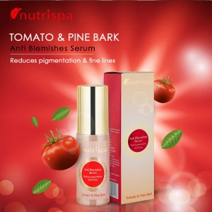 Nutrispa Tomato And Pine Bark Anti Blemishes Serum