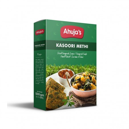 Ahuja Kasoori Methi 500gm