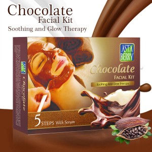 Astaberry Chocolate Facial Kit Medium