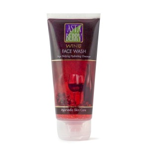 Astaberry Wine Face Wash 60 ml