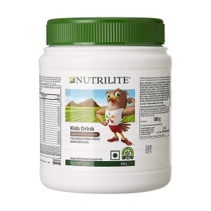 Amway Nutrilite Kids Drink - Chocolate (500 gms)