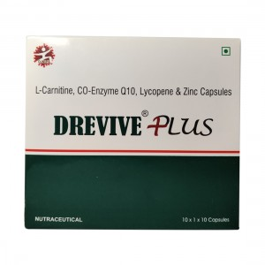 Dreamz Drevive-Plus Veg Capsules