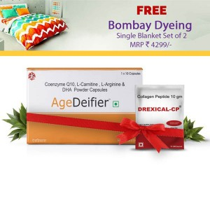 AgeDeifier™ + Drexical-CP® Sachet Offer
