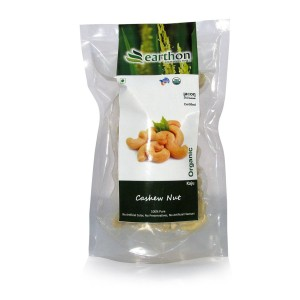 Earthon Cashew Whole Nuts 500gm