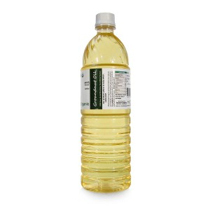 Earthon Ground Nut Oil 1 ltr