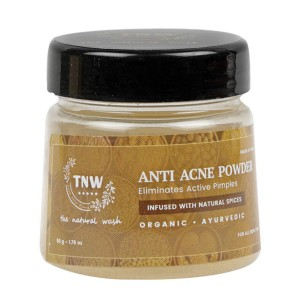 TNW - The Natural Wash ANTI ACNE POWDER