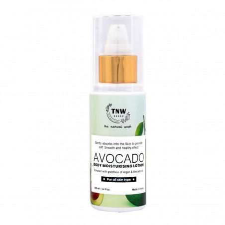 TNW - The Natural Wash AVOCADO BODY LOTION 200 ml