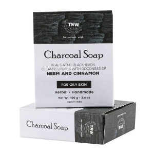 TNW - The Natural Wash CHARCOAL SOAP (100 g)