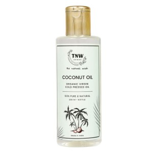 TNW - The Natural Wash COCONUT OIL (200 ml)