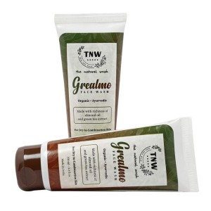 TNW - The Natural Wash GREALMO FACEWASH Face Wash (100 ml)