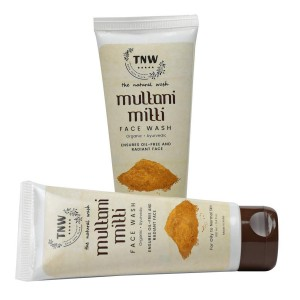 TNW - The Natural Wash MULTANI MITTI FACE WASH (100 ml)