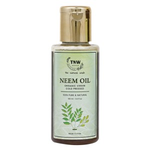 TNW - The Natural Wash NEEM OIL 100 ml