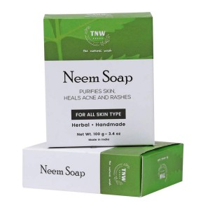TNW - The Natural Wash NEEM SOAP (100 g)