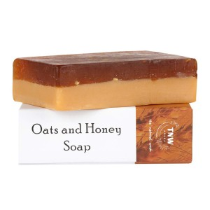 TNW - The Natural Wash OATS AND HONEY SOAP (100 g) product