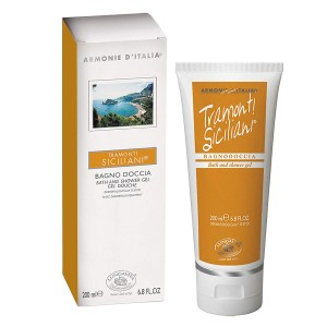 Bottega Di Lungavita Siciliani Sunset Fresh & Lively Bath & Shower Gel