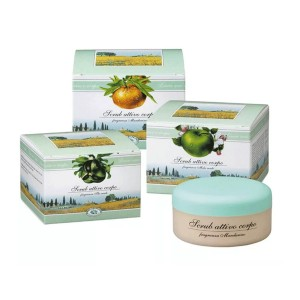 Bottega Di Lungavita Active Body Scrub Tea Fragrance