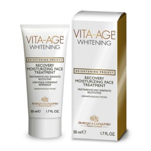 Bottega Di Lungavita Whitening Recovery Moisturizing Face Treatment