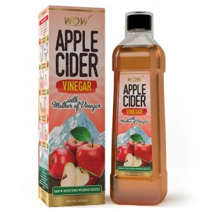 Wow Apple Cider Vinegar - 400 ml