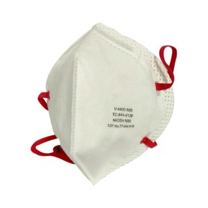 NIOSH Approved N95+ reusable anti pollution air mask