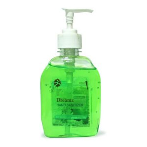 Dreamz Hand Sanitizer with Green Apple Extract