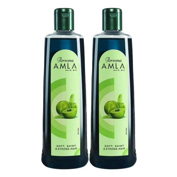 Amway Persona Amla Hair Oil (Pack of 2)