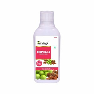 Zindagi Triphala Juice- Promotes Healthy Digestion & Good Health