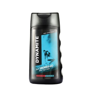 Amway Dynamite 3 in 1 Shower Gel