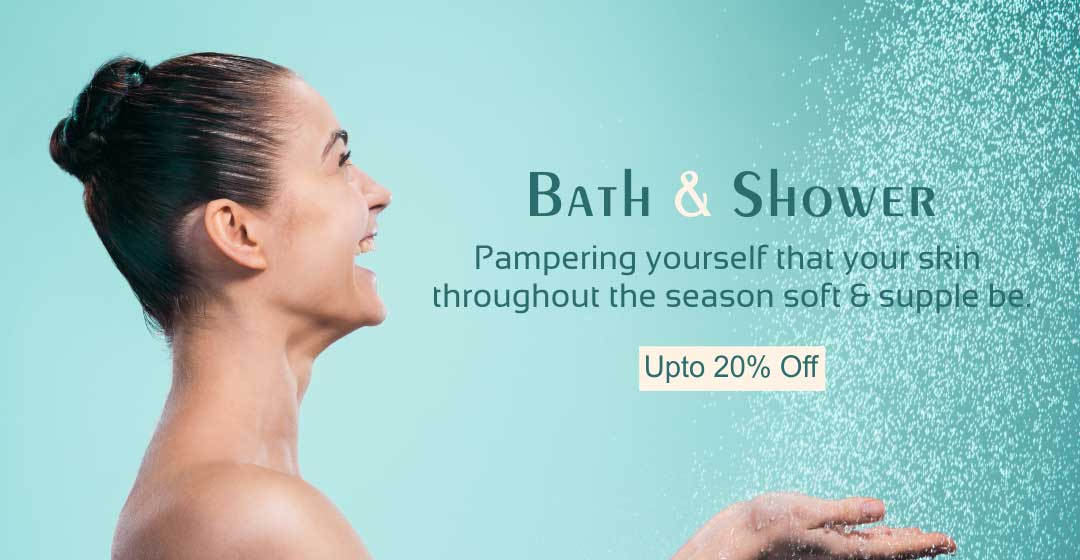 bath and shower offer
